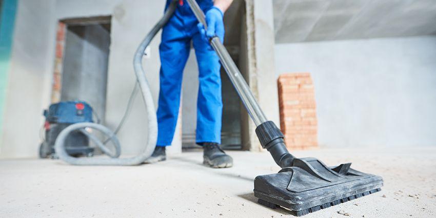 Bau- & Bauendreinigung